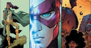 Neues vom US-Comicmarkt (Mai 2019)