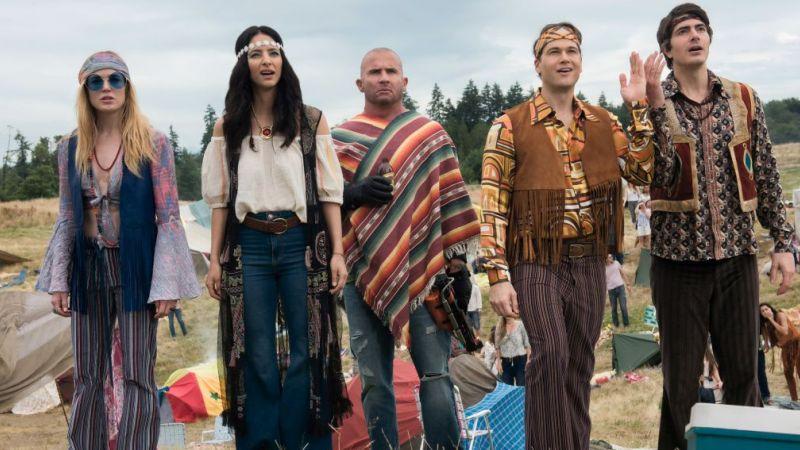 Legends Of Tomorrow Staffel 4 Deutschland