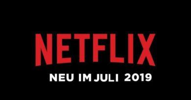 Neu auf Netflix im Juli 2019