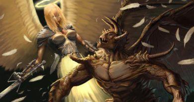 Titel zum Thema Götter, Engel & Dämonen