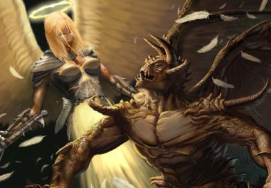 Götter, Engel & Dämonen