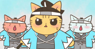 Meow Meow Japanese History (Staffel 1)