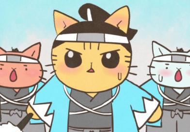 Meow Meow Japanese History (Staffel 1)