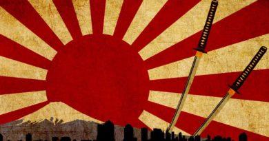 Titel zum Thema Japanische Geschichte