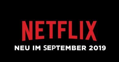 Neu auf Netflix im September 2019