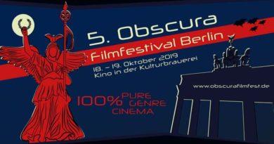 5. Obscura Filmfestival Berlin