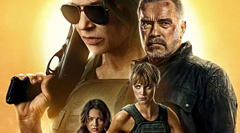Terminator: Dark Fate (Filmkritik): Für John.