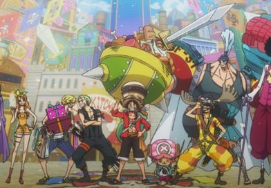 One Piece – 13. Film: Stampede