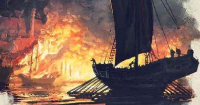 Der Albenkrieg: Die Flotte der Feuerkönige (Midon 1)