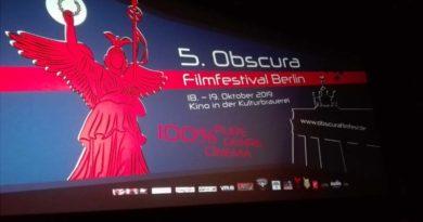 Nachbericht zum 5. Berliner Obscura Filmfest