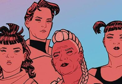 Paper Girls (Band 6)