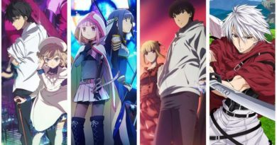 Lineup der Anime Winter Season 2020