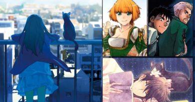 Programmübersicht des Sommerprogramms 2020 von Carlsen Manga