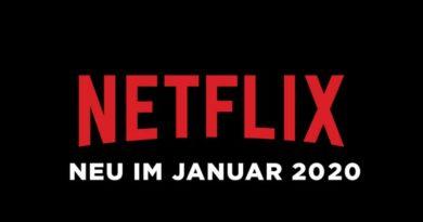 Neu auf Netflix im Januar 2020