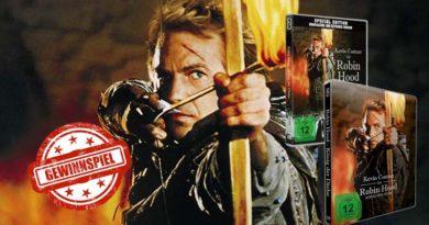 Gewinnspiel: Robin Hood – König der Diebe