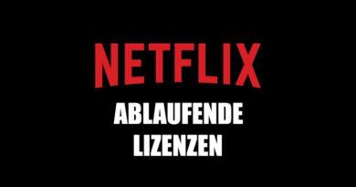 Auslaufende Netflix-Lizenzen (Oktober 2020, Teil 1)