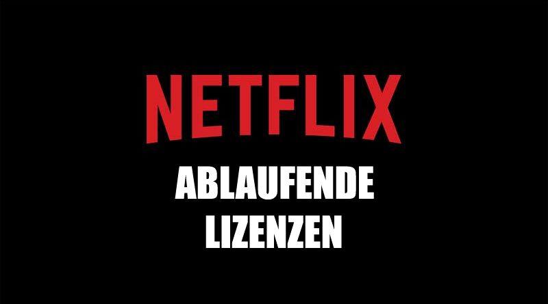 Auslaufende Netflix-Lizenzen (November 2020, Teil 2)