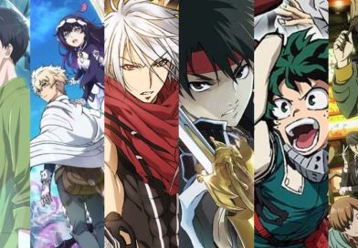 Anime Winter Season 2020 / Woche #8