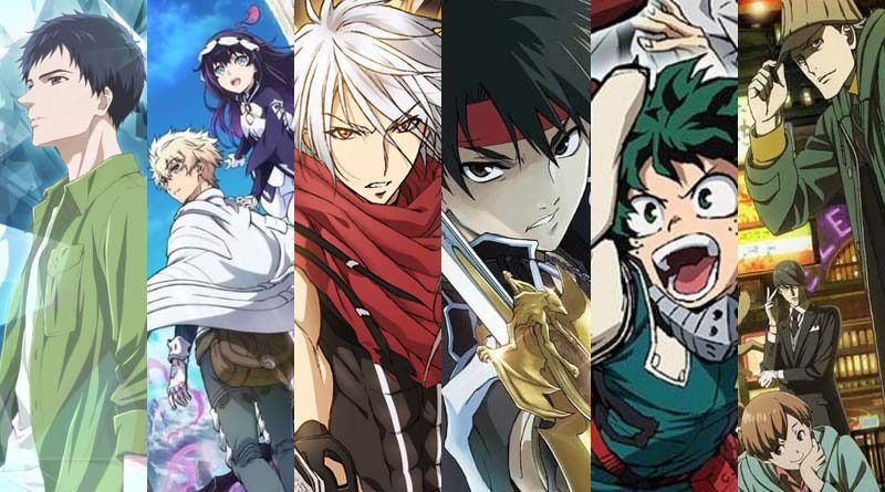 Anime Winter Season 2020 / Woche #13