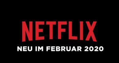 Neu auf Netflix im Februar 2020