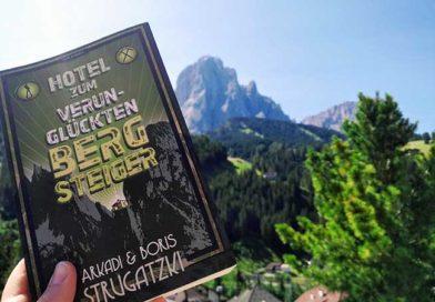 Hotel zum verunglückten Bergsteiger