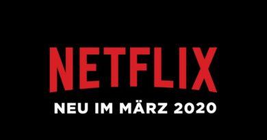 Neu auf Netflix im März 2020