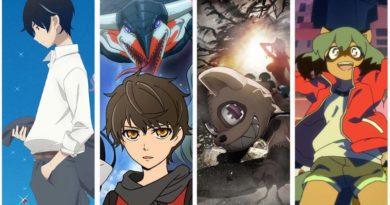 Lineup der Anime Spring Season 2020