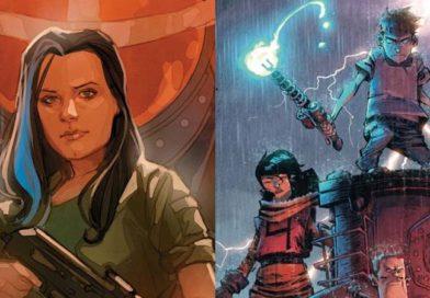 Neues vom US-Comicmarkt (März 2020)