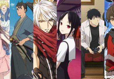 Anime Spring Season 2020 / Woche #12