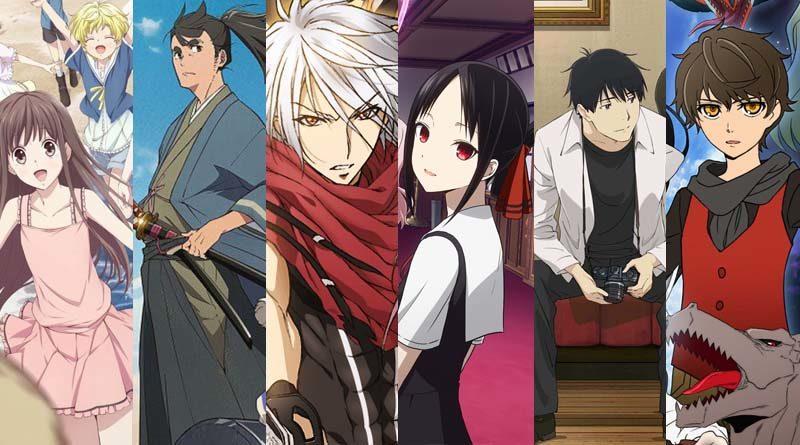 Anime Spring Season 2020 / Woche #8
