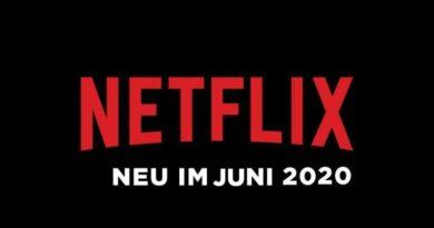 Neu auf Netflix im Juni 2020