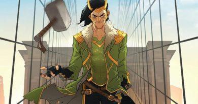 Loki: Der Gott, der zur Erde fiel