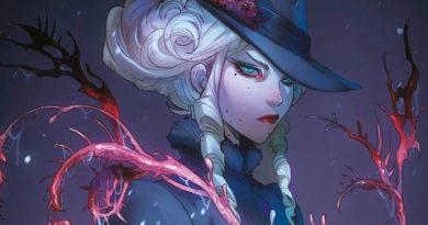 Mercy (Band 1): Die Dame, die Kälte und der Teufel