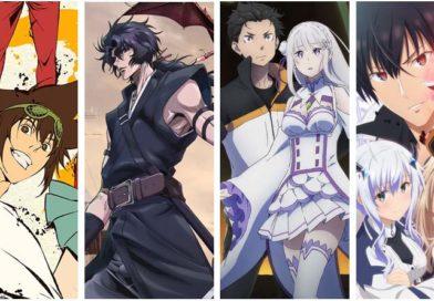 Lineup der Anime Summer Season 2020