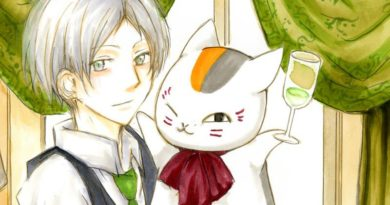 Pakt der Yokai: Natsume's Book of Friends