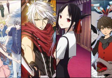 Anime Spring Season 2020 / Woche #13