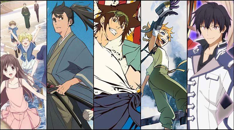 Anime Summer Season 2020 / Woche #1