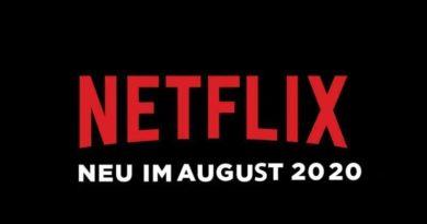 Neu auf Netflix im August 2020
