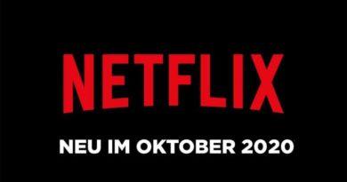 Neu auf Netflix im Oktober 2020