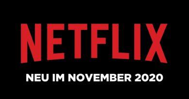 Neu auf Netflix im November 2020