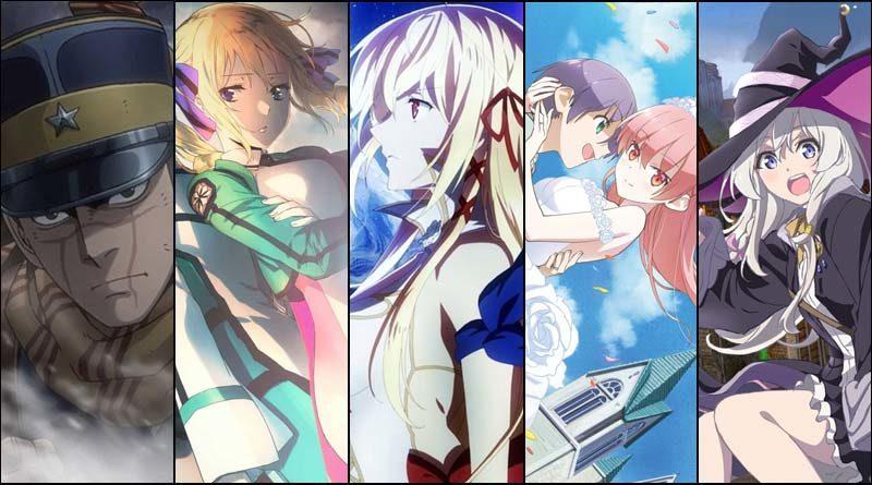 Anime Fall Season 2020 / Woche #1