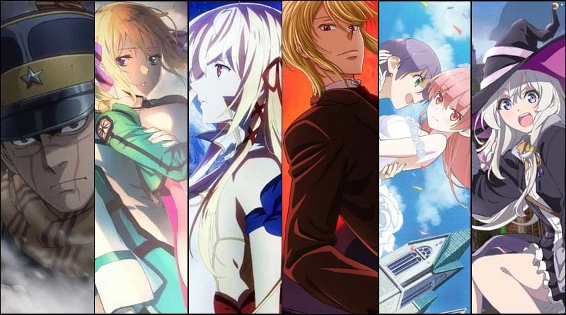 Anime Fall Season 2020 / Woche #8