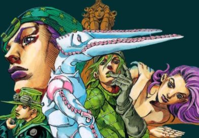 JoJo's Bizarre Adventure – Steel Ball Run