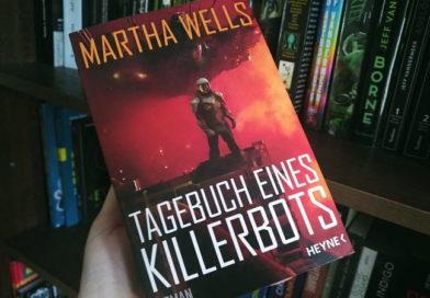 Killerbot-Reihe (Band 1): Tagebuch eines Killerbots