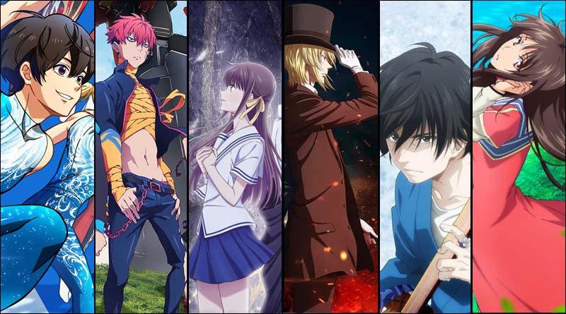 Anime Spring Season 2021 / Woche #2