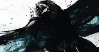 Schwarzschwinge (Band 3): Der Sturz des Raben