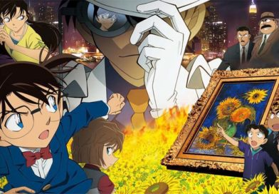 Detektiv Conan – 19. Film: Die Sonnenblumen des Infernos