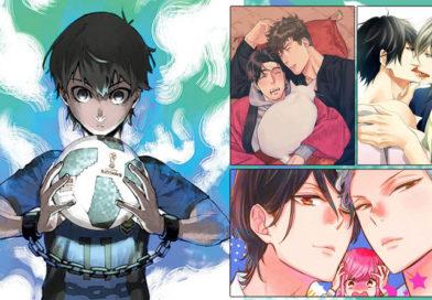 Kazé Manga-Programmübersicht von Oktober 2021 – März 2022