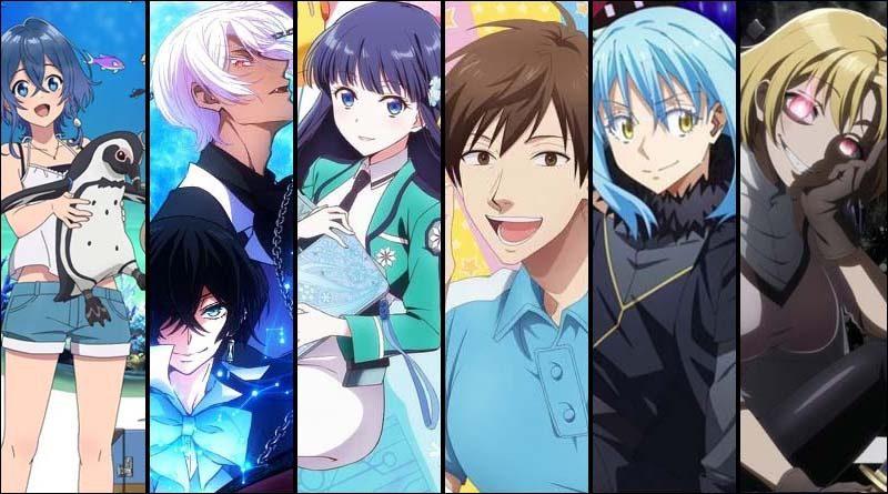 Anime Summer Season 2021 / Woche #11