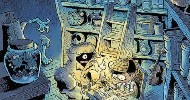Archibald, der Monsterdetektiv